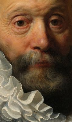 Rembrandt Painting (Detail)....What a master!