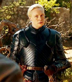"""Brienne of Tarth is quite the knight…   Here's Proof The Women Of """"Game Of Thrones"""" Are Way More Badass Than The Men"""