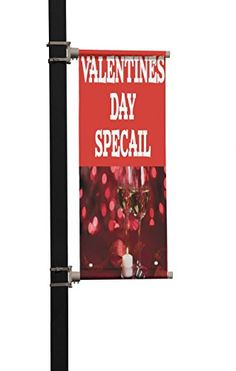 Holiday Sale 30-50/% Off Custom Double Sided Vertical Pole Banner Sign