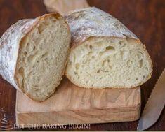 Rustic Farmer's Bread Recipe
