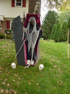 outdoor halloween decorations for kids - Decorating Ideas For Halloween Outdoor