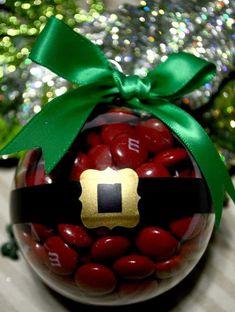 Diy Christmas Ornaments Santa Gifts Ideas For 2019 Santa Ornaments, Diy Christmas Ornaments, Christmas Projects, Holiday Crafts, Christmas Bulbs, Christmas Decorations, Christmas Ideas, Christmas Favors, Noel Christmas