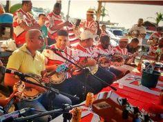 Samba dos Banjeiros do Brasil faz roda na zona norte de SP