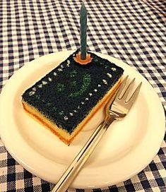 Sponsgebak Om, Restaurant, School, Cake, Desserts, Tailgate Desserts, Deserts, Mudpie, Restaurants