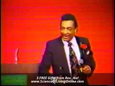 Rev. Ike's MONEY MULTIPLIER Affirmation (Law of Attraction) - YouTube