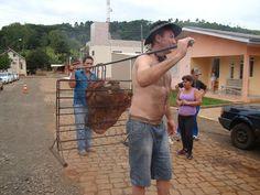 FOTOGRAFIAS DE ABDON BATISTA. : PRIMEIRA FESTANÇA DOS VIZINHOS - ABDON BATISTA