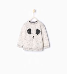 Image 1 of Dog sweatshirt from Zara
