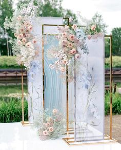 Textures and layers to your wedding ceremony area Wedding Stage Decorations, Backdrop Decorations, Wedding Themes, Wedding Designs, Wedding Events, Wedding Styles, Weddings, Wedding Reception, Backdrops