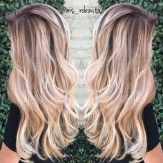COLOR CORRECTION: The Most Perfect Blonde Sombre | Modern Salon: