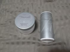 Avon Rare Diamonds powder and skin softner