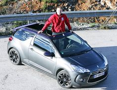 the new DS3 convertible