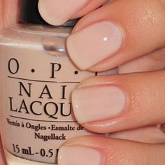 OPI Mimosas for Mr and Mrs – Best Nude Polish image