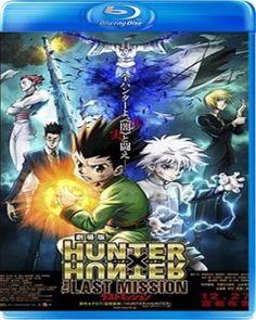 Hunter x Hunter The Filme 01 e 02 Last Mission Torrent – Bluray 720p Legendado Download (2011/2014)