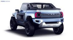 Jeep 4x4, Crossover Suv, Jaguar Land Rover, Heavy Truck, Truck Design, Automotive Design, Auto Design, Car Sketch, Ford Motor Company