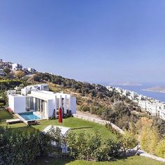 Amazing aerial view of this property in Bodrum #Bodrum #Turkey #Property #Luxury #RealEstate #Realtor #Home #HouseHunting #Photography #DreamHome