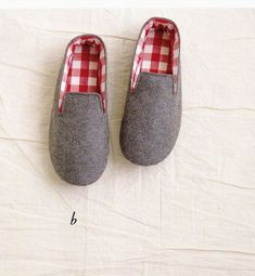 slippers pattern - crafts ideas - crafts for kids