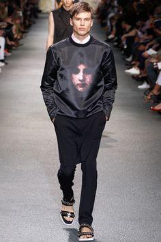 Givenchy Spring 2013 Menswear #EasyPin