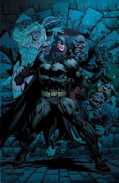 BATMAN: THE DARK KNIGHT #8