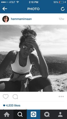 These supermodels are giving us incredible fitspiration—Imaan Hammam