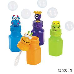Monster Bubbles - Oriental Trading Co.
