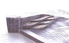 The website of Danish architects Bjarke Ingels Group (BIG) presents a slideshow of Hafjell Mountain Hotel a design for hotel and apartment complex at a ski resort in Norway Here are a few images plus text about the project there are lots more imag - a Architecture Drawings, Concept Architecture, Landscape Architecture, Interior Architecture, Maquette Architecture, Architecture Models, W Hotel, Bjarke Ingels Architecture, Big Architects