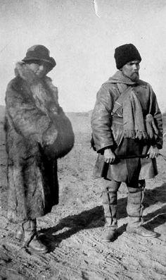 Helena Roerich, George Roerich