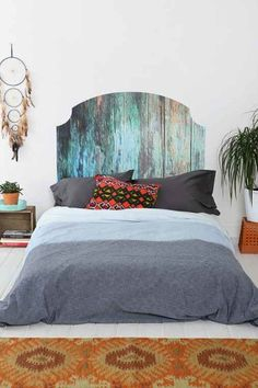 Wooden Headboard Wall Decal - Urban Outfitters, Which room would you put this in? http://keep.com/wooden-headboard-wall-decal-urban-out-by-dimak89/k/1Dh4msABGs/