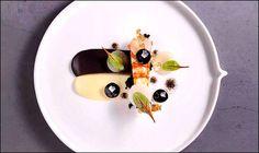 FOUR - Food Magazine - L'art de dresser et présenter une assiette comme un chef de la gastronomie...