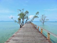Koh Mak – Egy gyönyörű és még alig ismert thai sziget Sidewalk, Beach, Water, Travel, Outdoor, Water Water, Aqua, Viajes, Outdoors