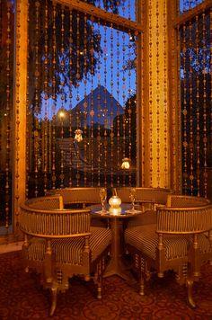 Mena House Hotel  El Cairo  Egypt