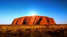 ウルル(エアーロック)(Uluru)/オーストラリア  死ぬまでに1度は行ってみたい!世界のパワースポット20選