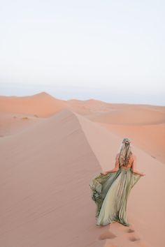 A Fashion Love Affair | Morocco Diary ~ Sahara