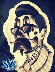♥ Payaso ♥ #brown pride #chicano