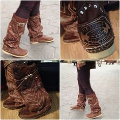 Instagram photo by @Camila Toledo (Camila Toledo) | Mu Hector's boot