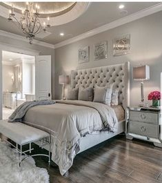 40 Shades Of Grey Bedrooms Home Pinterest Bedroom Gray