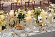 Tons of impressive décor ideas and advice from celebrity wedding planner Preston Bailey!