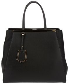 Classic Shopper Bag - Fendi