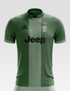 I designed football kits for Juventus FC for the upcoming season 17/18.