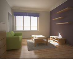 VRay Tutorials - Rendering an interior scene tutorial