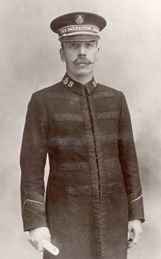 Kommandeur Thomas McKie leitete die Heilsarmee in Deutschland in den Jahren 1894 bis 1901. http://www.heilsarmee.de/heilsarmee-geschichte/thomas-mckie.html