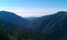 Second favorite place to be. The mountains. This is up by Wrightwood, CA. Only a 45 minute drive from my house.