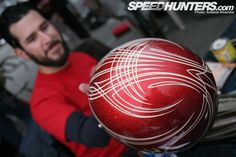Gallery>> The Art Of Pinstriping   Speedhunters