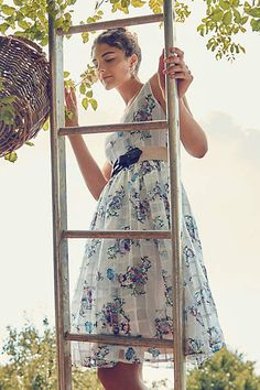 Aurora Organza Dress - anthropologie.eu