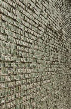 money wall