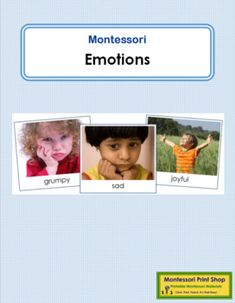 Emotion Cards Includes the following emotions: angry, disgusted, surprised, sad, happy, fearful, joyful, calm, concerned, shy, disappointed, bored, embarrassed, silly, confused, proud, jealous, grumpy, and frustrated. - title card - 19 picture cards
