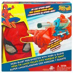 Spiderman - Web Blaster de Lujo