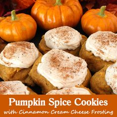 ... Cream Cheese Frosting | Recipe | Spice Cookies, Pumpkin Spice Cookies