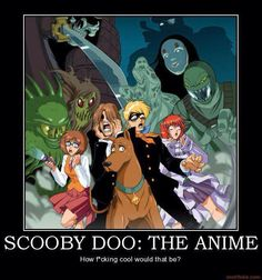 Scooby Doo, anime, cartoon, movie, Crazy on Comics Scooby Snacks, Art Anime, Anime Manga, Cartoon Shows, Cartoon Characters, Cartoon Crossovers, Cartoon Movies, Fictional Characters, Scooby Doo Memes