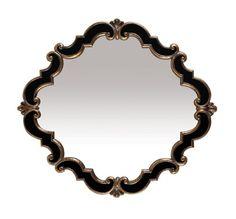 Sterling Industries 402630M Frederick Medallion in Gretna Gold and Black ** Visit the image link more details.