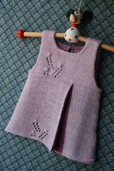 Crochet baby girl layette ravelry 62 New ideas Knitting Baby Girl, Knitting For Kids, Baby Knitting Patterns, Baby Patterns, Crochet Patterns, Baby Sweaters, Girls Sweaters, Knitting Sweaters, Knit Baby Dress